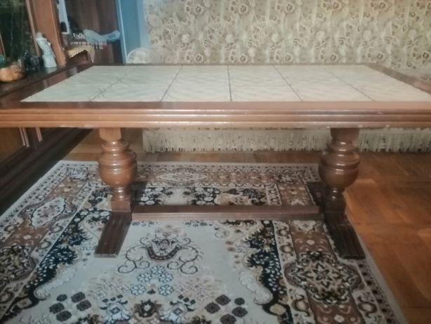 Ława (stół) + stolik.