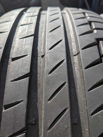 Літні шини б/у 2шт. Continental PremiumContact 6 205/50 R17