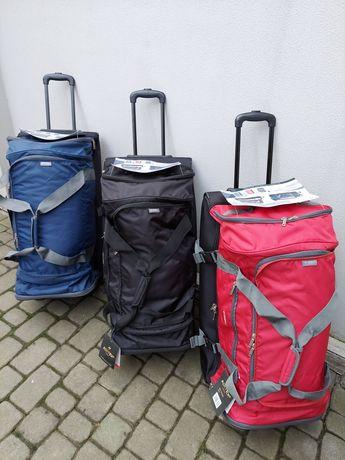 AIRTEX 819 Франція ВАЛІЗИ  ЧЕМОДАНИ сумки на колесах жакард 840  ден