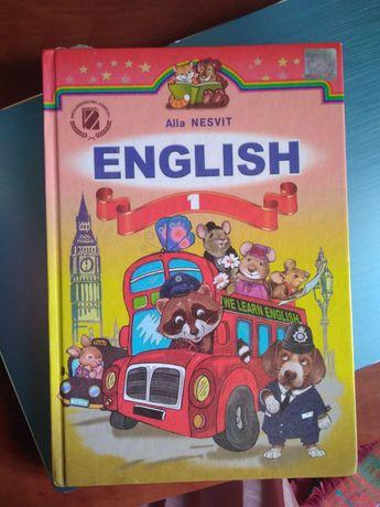 Английский язык учебник для 1 класса