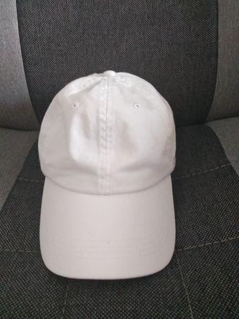 Biała czapka z daszkiem Big Star