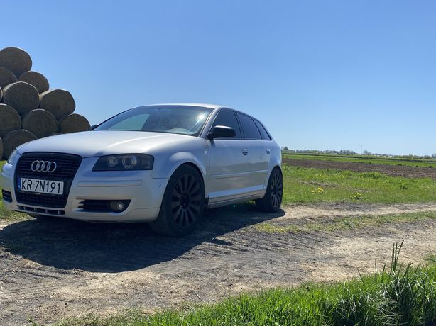 Audi A3 3.2 VR6 DSG