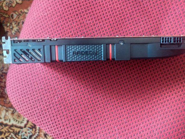 AMD Radeon R9 270x 4gb  Не рабочая