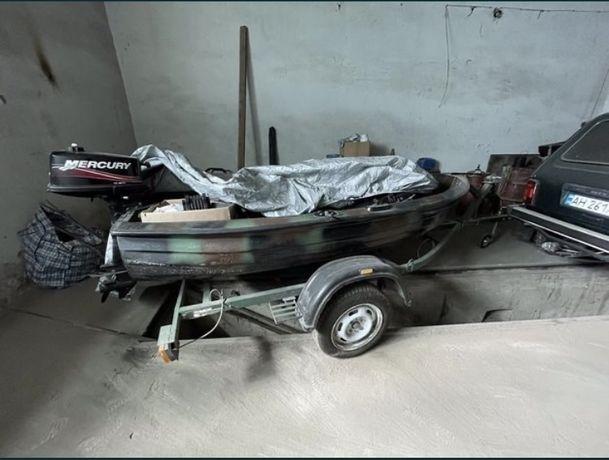 Лодка Барс 300