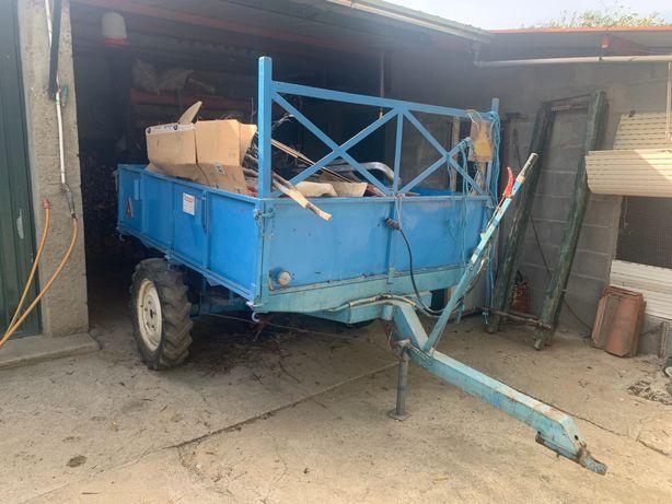 Reboque de tractor