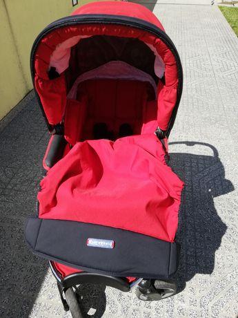 Carro de bebé BebéCar