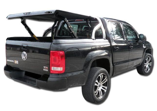 Pokrywa paki orurowanie VW Amarok hardtop zabudowa