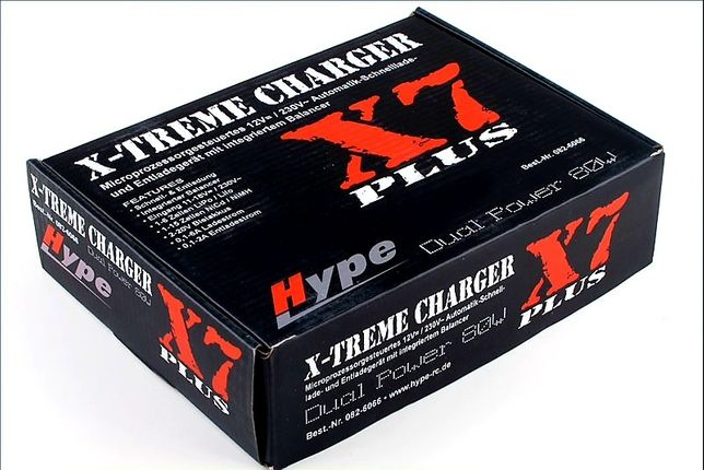 Універсальний зарядний пристрій x-treme charger x7 plus
