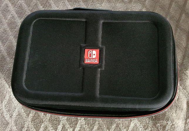 Nintendo Switch Big Ben Deluxe Czarne Etui , Pokrowiec , Case Duży