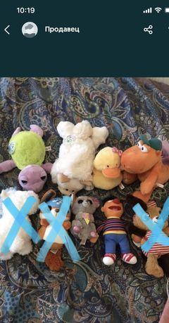 Nici мягкие игрушки оригинал с Германии новые на подарок есть однаLED