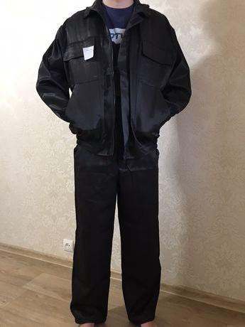 Комплект куртка, штаны, рабочая одежда, комбинезон, спецодежда, костюм