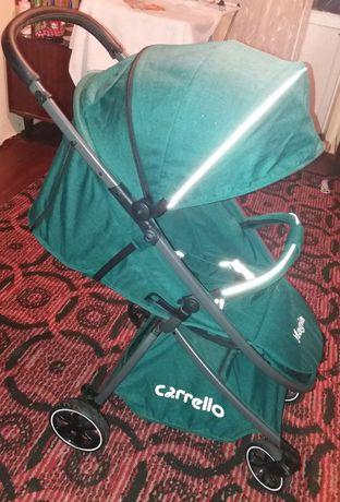 прогулочная коляска CARRELLO Magia