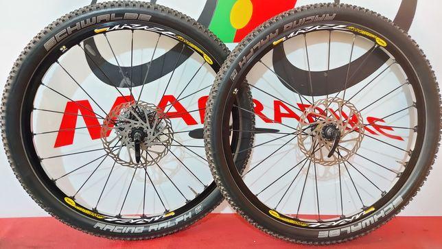 Rodas Mavic Cross Trail BTT roda 26