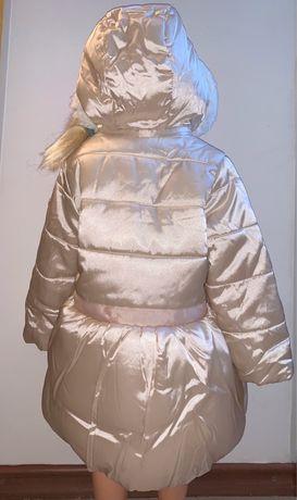 Зимняя куртка Chicco Thermore КАК НОВАЯ