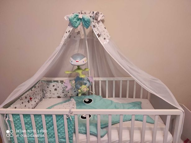Sprzedam łóżeczko dla dziecka