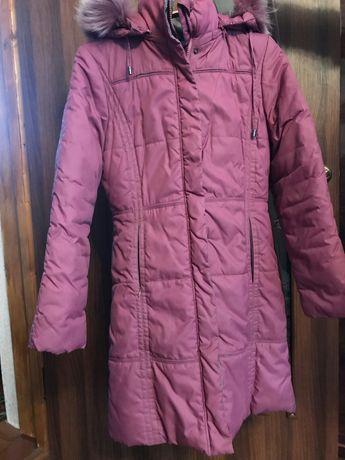 Пальто для дівчинки-підлітка