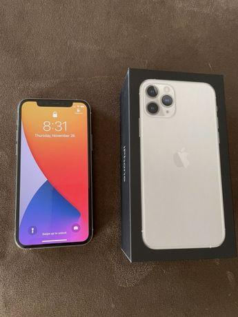 IPhone 11 PRO, 64 гб Neverlock ios 14 White