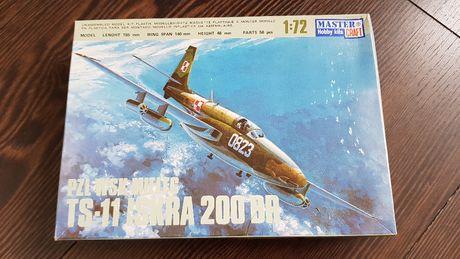 PZL WSK MIELEC TS-11 ISKRA 200 BR Master Craft 1/72