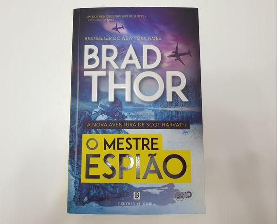 O MESTRE ESPIÃO - Brad Thor