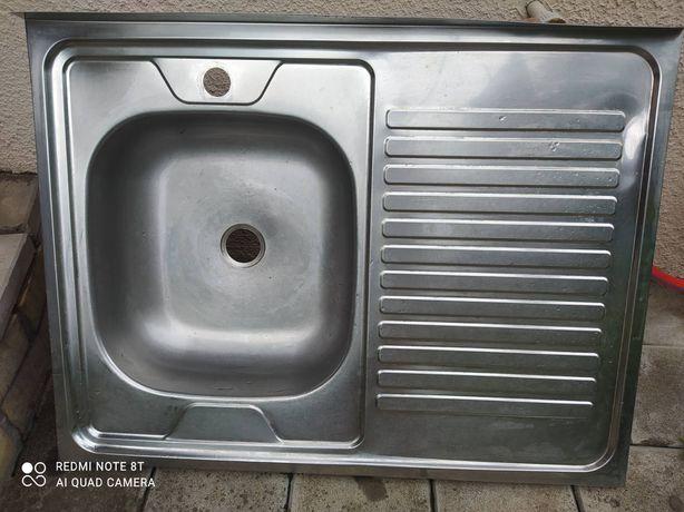 Мойка кухонная из нержавеющей стали