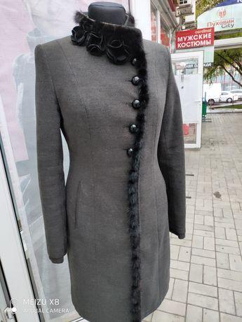 Пальто женское притал