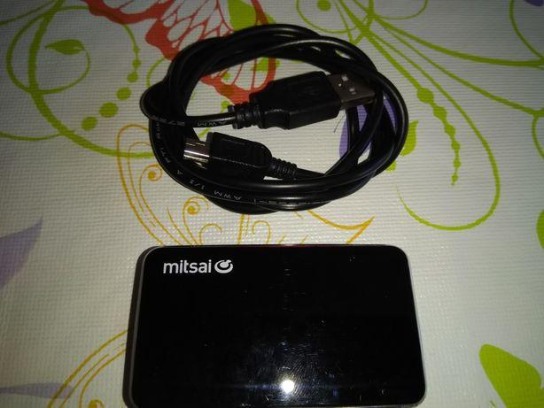 Leitor de cartões marca Mitsai