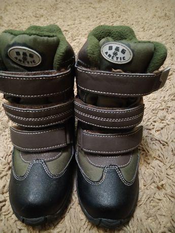 Термо взуття, сапожки, ботінки 28 розмір на хлопчика