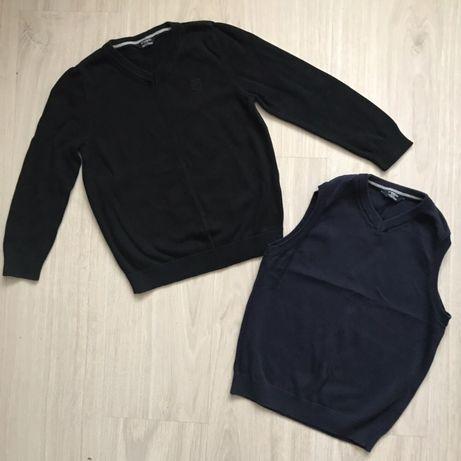 Комплект свитер и жилетка LC WAIKIKI рост 110 см