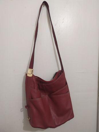 Продається сумка шкіряна жіноча