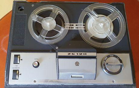Magnetofon szpulowy Grundig ZK 120 Sprawny
