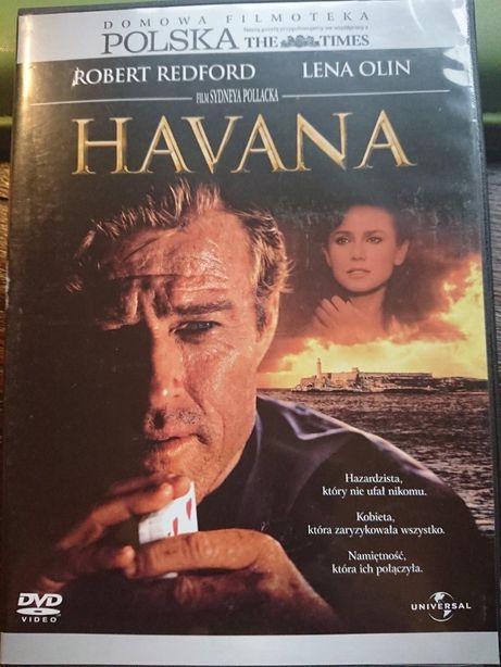 Havana - film z Robertem Redfordem na dvd