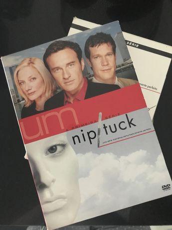Serie Nip Tuck Dvd series 1, 2, 3 e 4