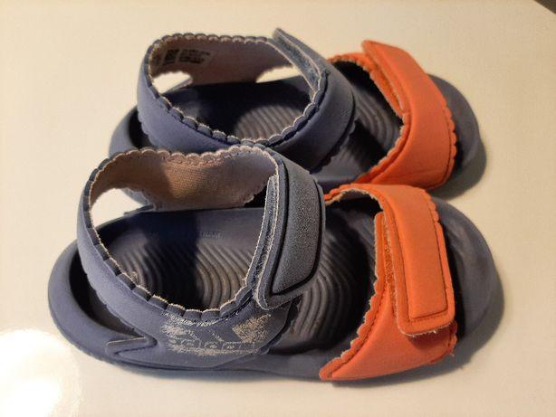 Sandałki piankowe adidas r. 24