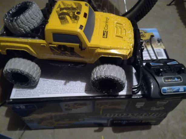 Samochod jeep kontroler