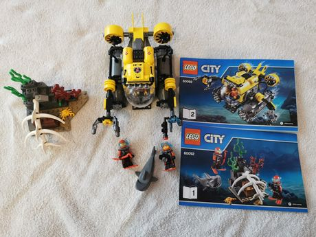 Klocki Lego City 60092