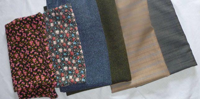 Tkanina materiał na spódnice