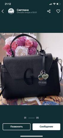 Новая сумка Guess, новая коллекция только Донецк