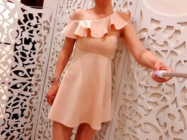 Танцевальное платье 10 - 15 лет на выступление торжество или для танце