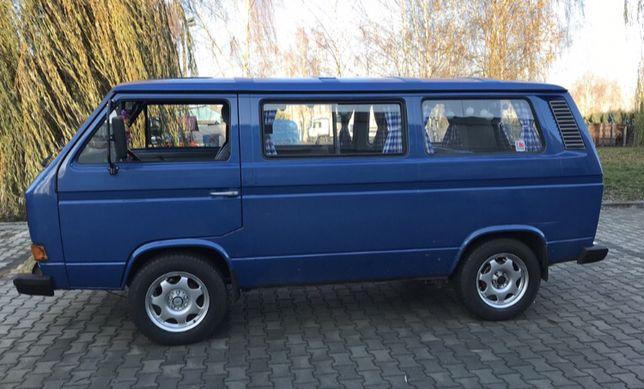 """Alufelgi 16"""" ET 33 Volkswagen Transporter T3 Syncro"""