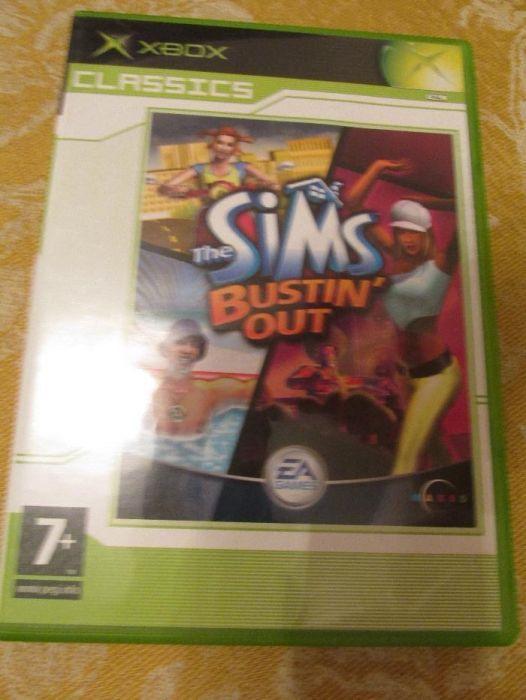 Jogo Sims Bustin'out para Xbox Alvalade - imagem 1