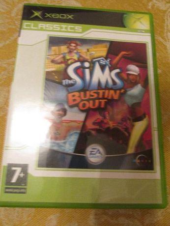 Jogo Sims Bustin'out para Xbox