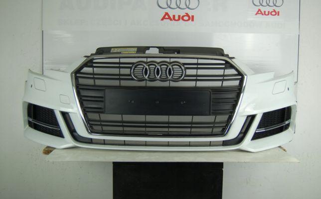Audi A3 8V Sedan бампер передний задний фара капот крыло дверь порог