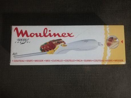 Faca eletrica Moulinex