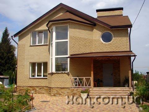 Продам современный  дом на Большой Даниловке  Д52