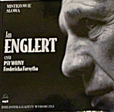 Psy wojny F Forsyth audiobook-mp3 czyta J.Englert