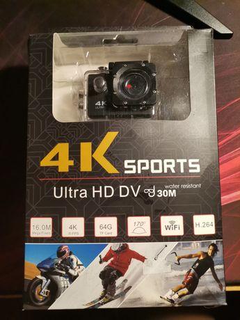Nowa kamerka 4K