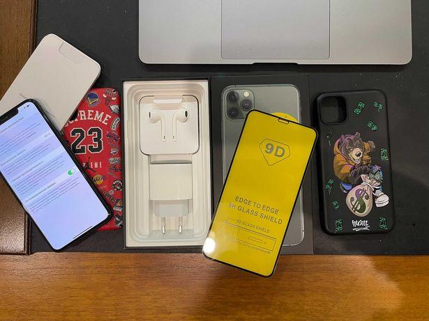 Apple iPhone 11 Pro Max 512GB Midnight Green Dual SIM Идеал. состояние