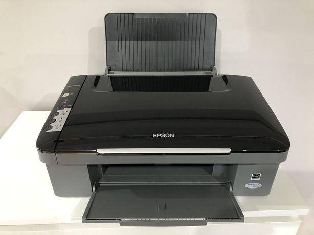Urządzenie Epson, Drukarka , skaner , kopiarka  , 3w1, tusze gratis.
