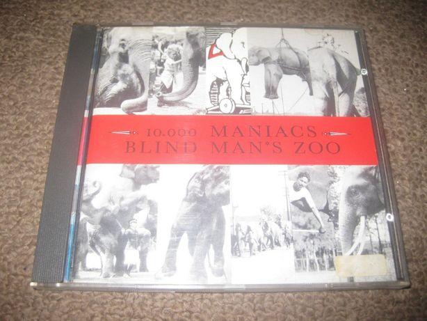 "CD dos 10,000 Maniacs ""Blind Man's Zoo"" Portes Grátis"