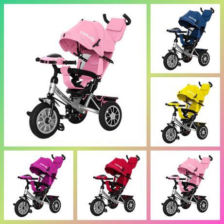 Новый Детский трехколесный велосипед TILLY